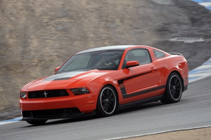 2012 ford mustang boss 302 america s m3. Black Bedroom Furniture Sets. Home Design Ideas