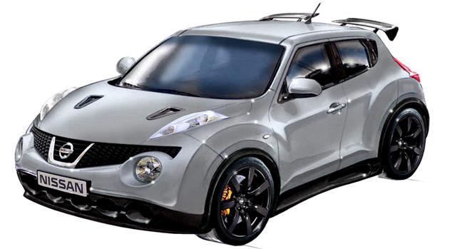 Nissan juke twin turbo with gtr engine called super juke for Nissan juke with gtr motor