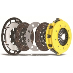 ACT Xtreme Twin Disc Clutch C6 Corvette Z06 (06-08) T1S-G01