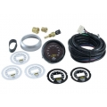 AEM Oil/Transmission/Water Temp Display Gauge 30-4402