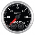 Autometer Elite Gauges (Boost Gauge 0-60psi) Auto Meter 5670
