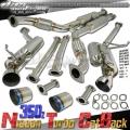 DNA Motoring Nissan 350Z/G35 Dual Exhaust (02-08) CBE-350Z-G35-D