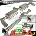 DNA Motoring Mazda RX8 Dual Exhaust (04-09) CBE-MRX8
