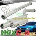 DNA Motoring Subaru WRX/STI Exhaust (02-07) CBE-WRX02-OE