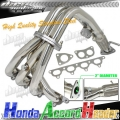 DNA Motoring Honda Accord Header [F22A] (90-93) HDS-HA90