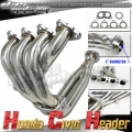 DNA Motoring Honda Civic Header [D Series Headers] (88-00) HDS-HC88