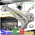 DNA Motoring Scion tC Header [2AZFE 2.4L] (04-08) HDS-STC