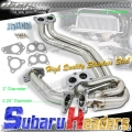 DNA Motoring Subaru WRX/STi Header/Up Pipe (02-07) HDS-SWRX02-2P