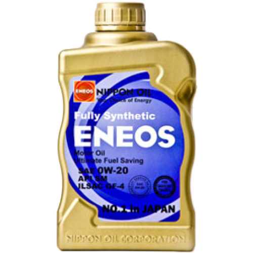 Eneos Full Synthetic Motor Oil 0w 20 Box Of 6 Quarts En 0w20