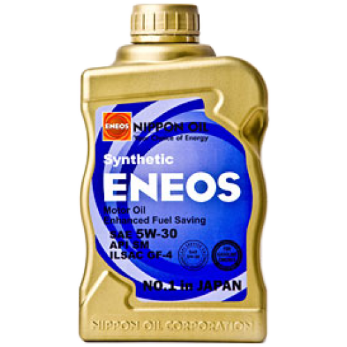 Eneos semi synthetic motor oil 5w 30 box of 12 quarts en for Semi synthetic motor oil