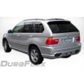 Extreme Dimensions BMW X5 Platinum Rear Bumper (00-03) 100002