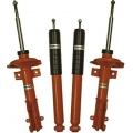 Koni STR.T Orange Shocks Honda Civic EG (92-95) Set of 4 Shocks