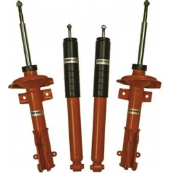 Koni STR.T Orange Shocks Honda Civic EK (96-00) Set of 4 Shocks