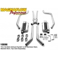 "Magnaflow 15896 Chevy Camaro Exhaust (67-73) 2.5"" Stainless"