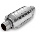 "Magnaflow 54304 Mirror Finish Catalytic Converter (2"") Round"