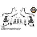 Magnaflow 15630 Ford Mustang Exhaust 5.0 LX/Cobra (86-93) Stainless Fox Body