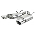 MBRP Ford Mustang Shelby GT 500 Exhaust Dual Muffler (2011) S7240304
