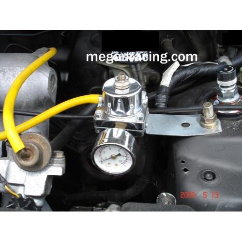 adjustable fuel pressure regulator installation instructions