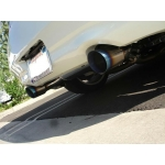 Megan Racing Axle Back Exhaust Infiniti G37 Coupe (2008-2013) MR-ABE-IG372D