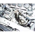 Megan Racing Header Stainless Honda Civic EX/LX (06-11) MR-SSH-HC06E