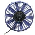"""Mishimoto Slim Electric 12"""" Fan Blue MMFAN-12BL"""