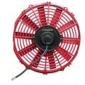 """Mishimoto Slim Electric Fan 12"""" Red MMFAN-12RD"""