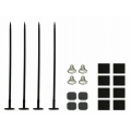 Mishimoto Electric Fan Mounting Kit MMFAN-MOUNT