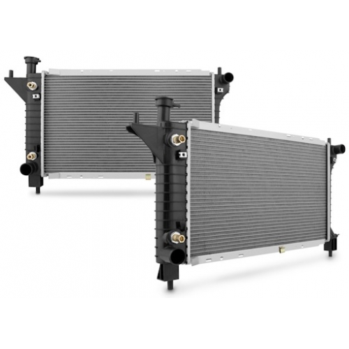 mishimoto oem replacement ford mustang radiator 94 96 r1488. Black Bedroom Furniture Sets. Home Design Ideas