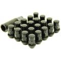 Muteki SR35 Close End Lug Nuts Black (12x1.50 35mm) 32926B