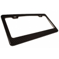 NRG Carbon Fiber License Plate Frame (Carbon8) CARB-P100