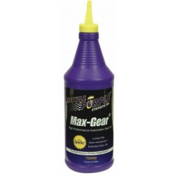 Royal Purple Max Gear Synthetic Gear Oil (75W90) 01300