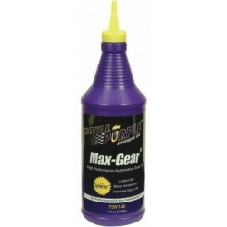 Royal Purple Max Gear Synthetic Gear Oil (75W140) 01301