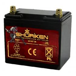 Riken Car Battery