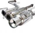 Spyder Acura Integra Exhaust (GS/LS/RS 2dr 94-01) YZ-CB-16078