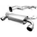 Spyder Nissan 350Z Exhaust (03-07) YZ-CB-3151330