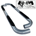 "Chevy Silverado 00-10 1500/2500 LD Ext. Cab 3"" Stainless Side Step Bar"
