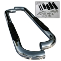 "Dodge Ram 1500 RegCab 02-08 3"" Stainless Side Step Bar"