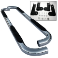 "Ford F150 04-08 Super Crew 3"" Stainless Side Step Bar"
