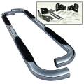 "Jeep Grand Cherokee 05-10 4Dr 3"" Stainless Side Step Bar"