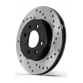 StopTech SportStop Drilled Rotors Acura Integra (90-01) Front Rotors