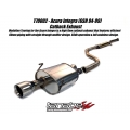 Tanabe Medalion Touring Acura Integra Exhaust [GSR Coupe] (94-99) T70002