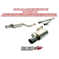 Tanabe Medalion Touring Lexus GS300 Exhaust (98-05) T70024