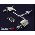 Tanabe Medalion Touring Honda S2000 Exhaust (00-05) T70040