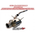 Tanabe Medalion Touring Mitsubishi EVO Exhaust (03-07) T70072