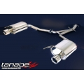 Tanabe Medalion Touring Lexus IS250/IS350 Exhaust (06-09) T70113A