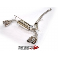 Tanabe Medalion Touring Hyundai Genesis Exhaust [Coupe 2.0T] (10-11) T70149