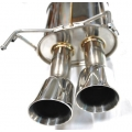 Tanabe Medalion Touring Honda CRZ Exhaust (10-11) T70155A