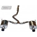 TurboXS Exhaust Subaru WRX Sedan (08-11) W08S-CBE