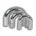 "Vibrant 2"" O.D. Aluminum U-Bend - Polished 2865"