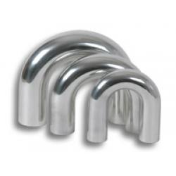 "Vibrant 2.75"" O.D. Aluminum U-Bend - Polished 2868"
